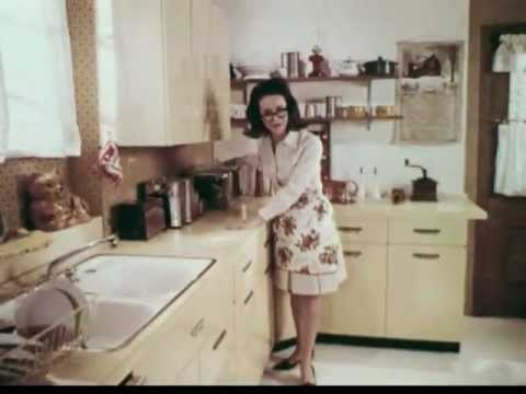 bizarre 1960s jubilee kitchen wax advertisement - Jubilee Kitchen Wax