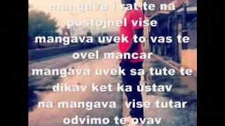 Al Alion - Falineja Mange ( Official Lyrics Video ) - ( By Fet Joe 2012 )