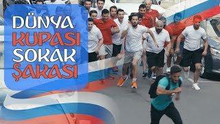 Rusya Dünya Kupası Sokak Şakası 🇷🇺 Hayrettin