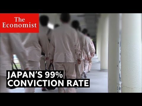 Why Japan's conviction rate is 99%