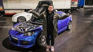 Купил GTR, BMW и Мазду Булкина