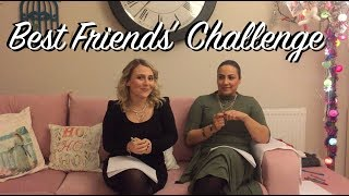 Necla S & Havva S | Best Friends' Challenge