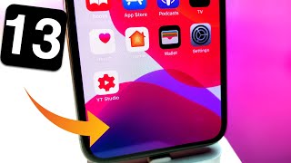How To Remove The Dock Glitch Ios 13 Home Screen Customization Trick / (hide Apps In Dock)