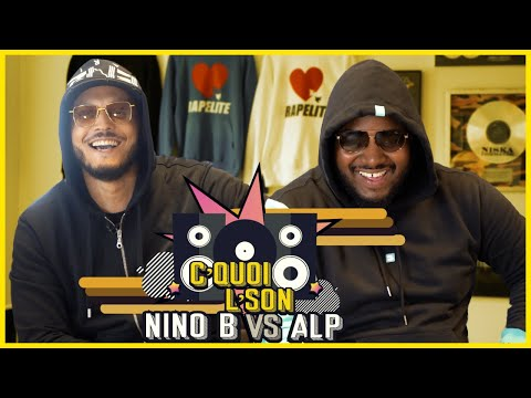 Youtube: C'Quoi L'Son: ALP VS Nino B sur du SCH, JUL, Kaaris, S.Pri Noir, Vargass, Leto, Moha la Squale
