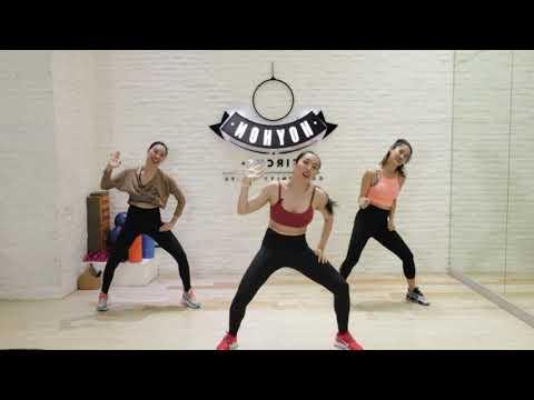 EP.38 เต้นออกกำลังกาย dance workout 30นาที แน่นๆ เรียกเหงื่อท่วม