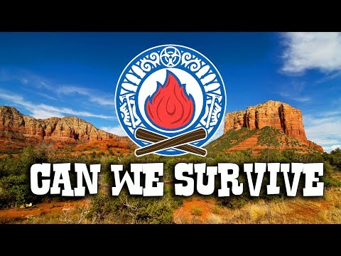 Outdoor Survival Adventures: CanWeSurvive Fund Raiser