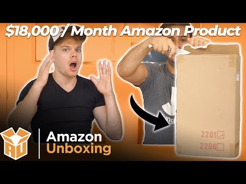 Unboxing a $18,000/month Kitchen & Dining Amazon Product | Amazon Unboxing 📦