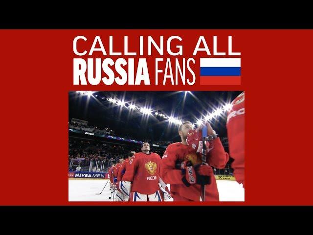 Team Presentation: Russia | #IIHFWorlds 2019