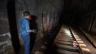Inside the abandoned tunnels beneath Boston