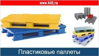 Пластиковые поддоны. Купить пластиковые паллеты производство Россия(, 2015-09-10T09:43:28.000Z)