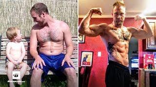 Brent Edwards Transformation Testimonial | Shortcut To Size