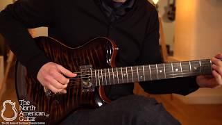 Nik Huber Redwood Electric Guitar Played By Stuart Ryan (Part One)