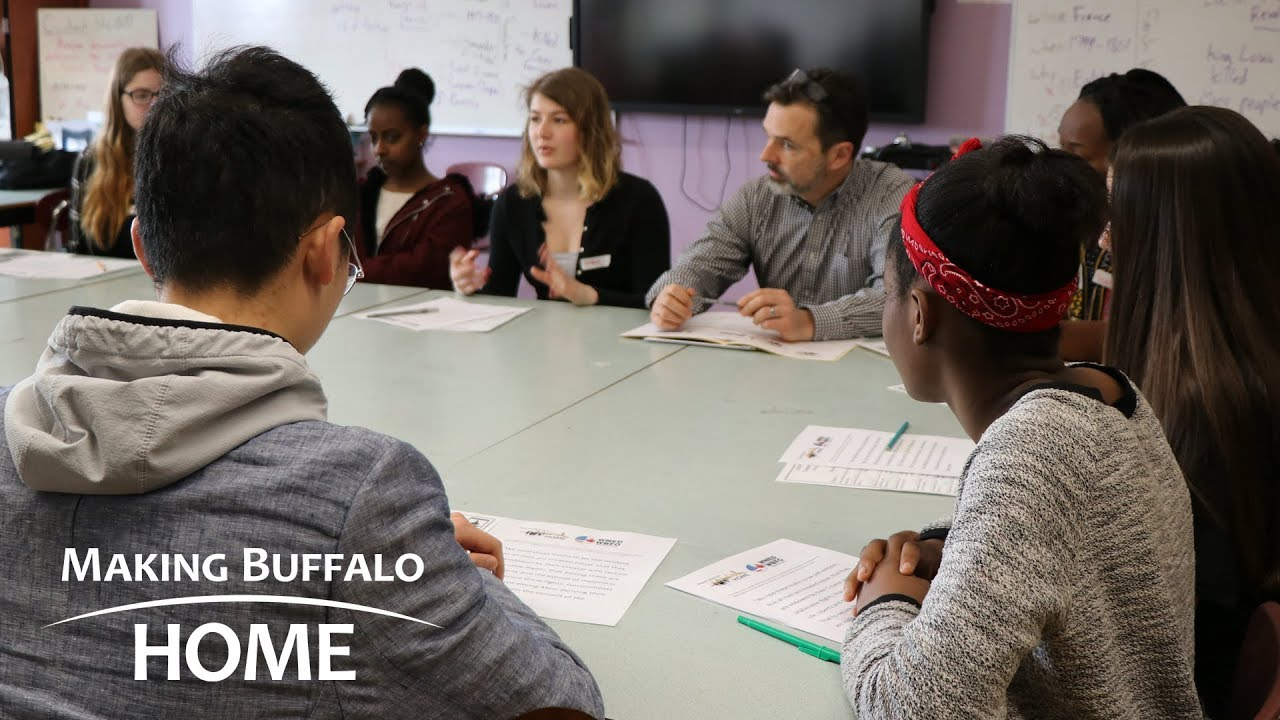"Making Buffalo Home | Teens talk about the ""American Dream"""