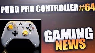 Gaming News#64| PUBG PRO CONTROLLER + RED DEAD 2 LEAK  | HINDI |