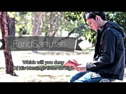 Farid Sanullah - Which Will You Deny Lyrics