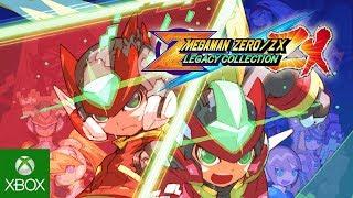"""Mega Man Zero/ZX Legacy Collection - """"Chosen Ones"""" Trailer"""