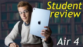iPad Air 4 Review: The Student Experience!