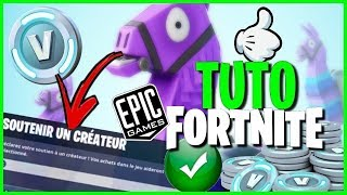 How to have a fortnite creater code in 2019