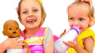 Майя и Маша учат вежливым словам. Песни для детей от Майи и Маши