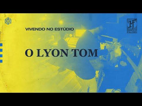 Vivendo no Estúdio -  Lyon Tom - Marcelo Falcão
