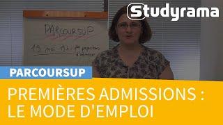 Facebook Live Parcoursup - premières admissions : le mode d'emploi