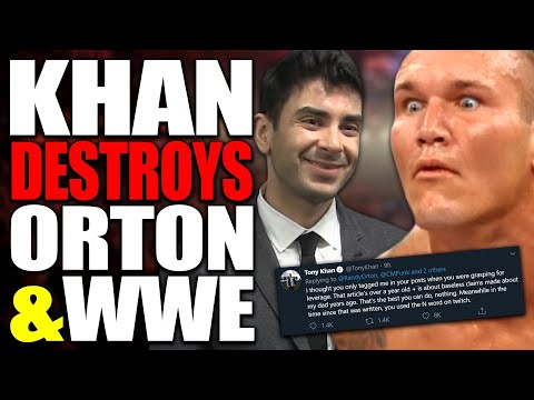 Tony Khan Calls Out Randy Orton For Use Of 'N Word' & Destroys WWE! HHH Next Match? Wrestling News