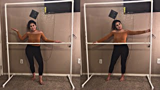 DIY: Backdrop stand, under $25