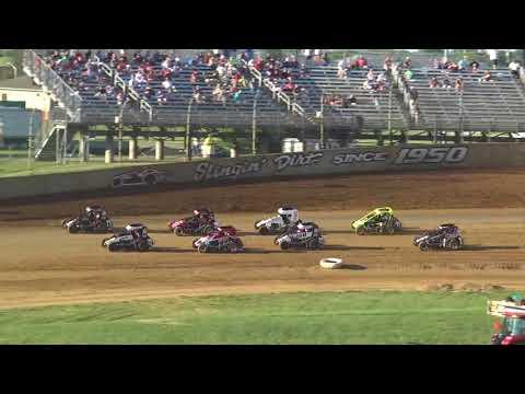 Lawrenceburg Speedway Heat 6-2-18