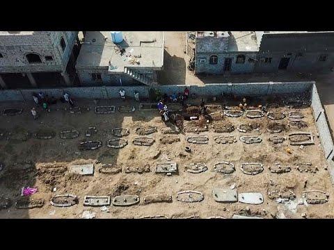اللعنات تطارد اليمن.. مقابر في عدن تعج بالموتى من ضحايا فيروس كورونا…  - نشر قبل 21 ساعة