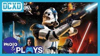 Top 10 Star Wars Games DECONSTRUCTED - DCXD