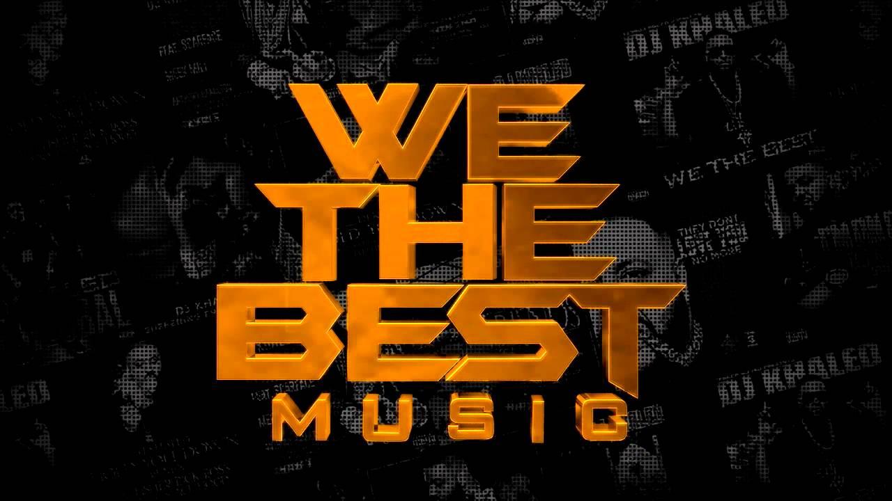 we the best music intro logo animation youtube