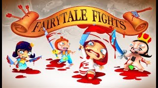 Fairytale Fights - rare game -  ( Xbox 360 - PlayStation 3) - Gameplay - HD