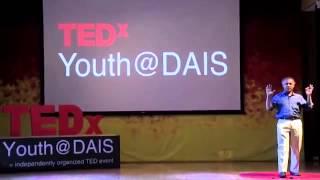Sparking Curiosity & Nurturing Creativity | Ramaprasad Raghavan | TEDxYouth@DAIS