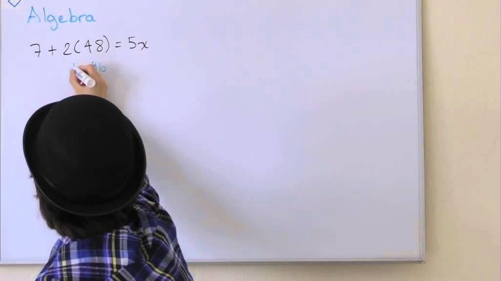 Despeje de la primera ecuación del sketch