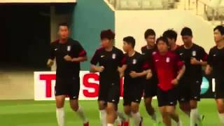 FIFA World Cup 2014 video of South Korea
