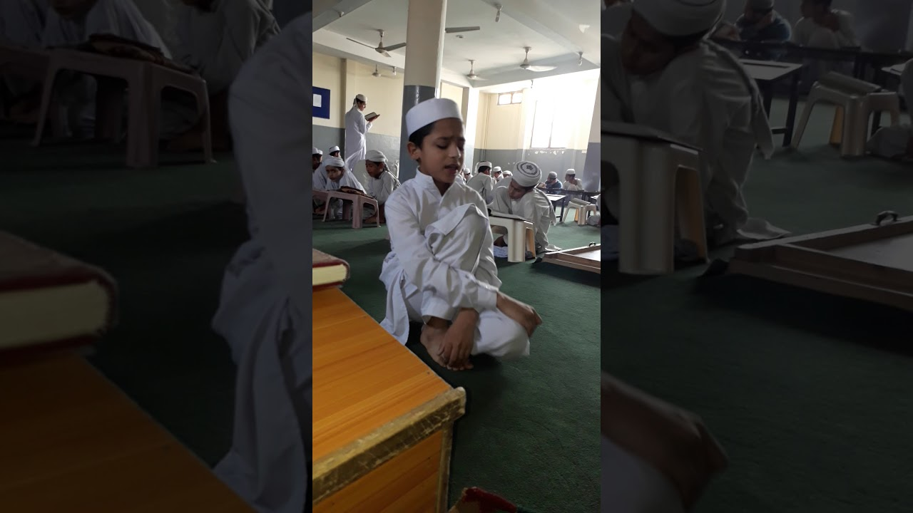 #Quran Reciting By Hafiz Hashir