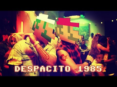 DESPACITO - 1985 VIDEO GAME THEME by Luis Fonsi, Daddy Yankee, Justin Bieber