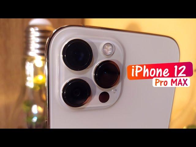 iPhone 12 Pro MAX Unboxing y Primeras Impresiones del Gigante 💘&💔