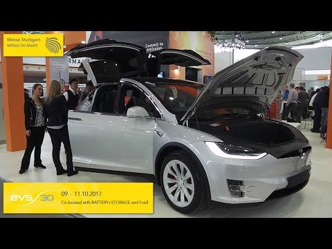 evs30 2017 | Electric Vehicle Symposium & Exhibition | Messe Stuttgart