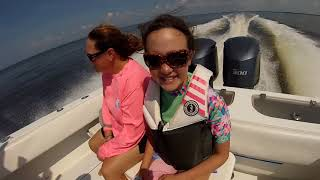 Trip to Horn Island on the Contender 31 Fisharound