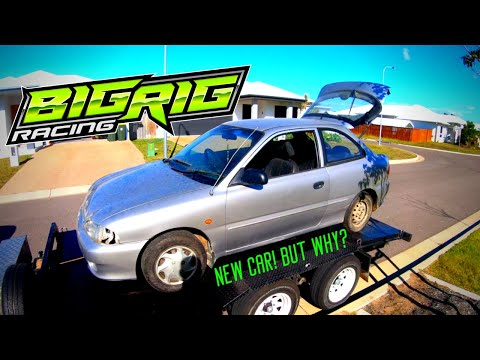 Hyundai Excel Race Car Build [#1] = What Have I Got Myself In To?