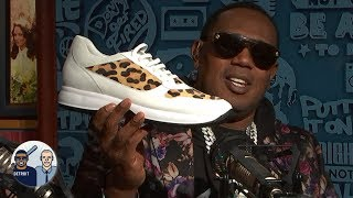 Master P to Zion: You won't bust through these shoes!   Jalen & Jacoby