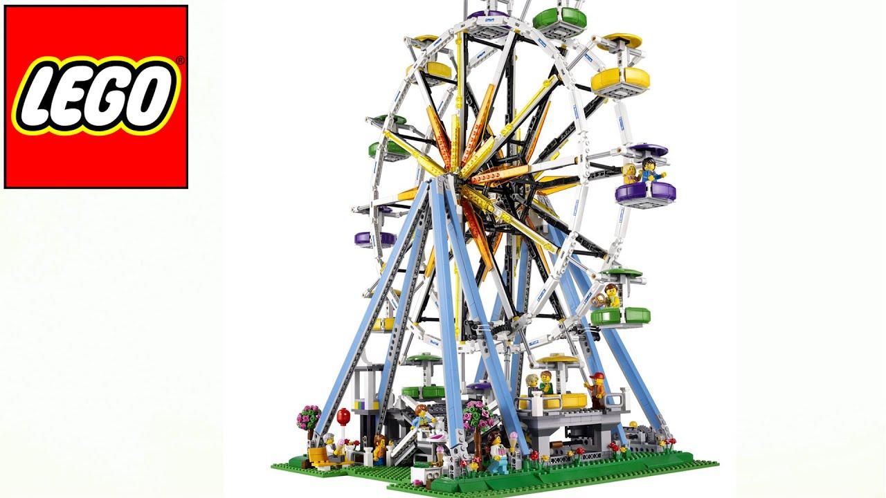 Rueda De La Fortuna LEGO 10247