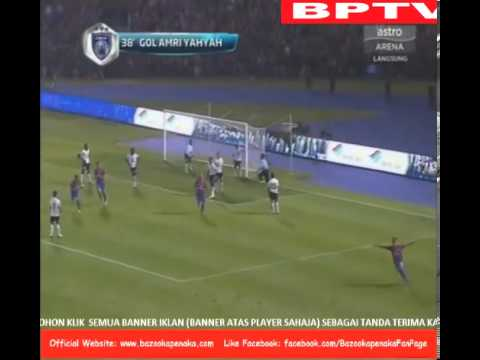 Gol Amri Yahya JDT VS Perak 2-0 Travel Video