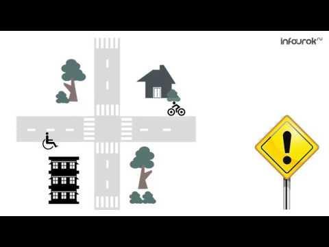 правила дорожного поведения пешехода