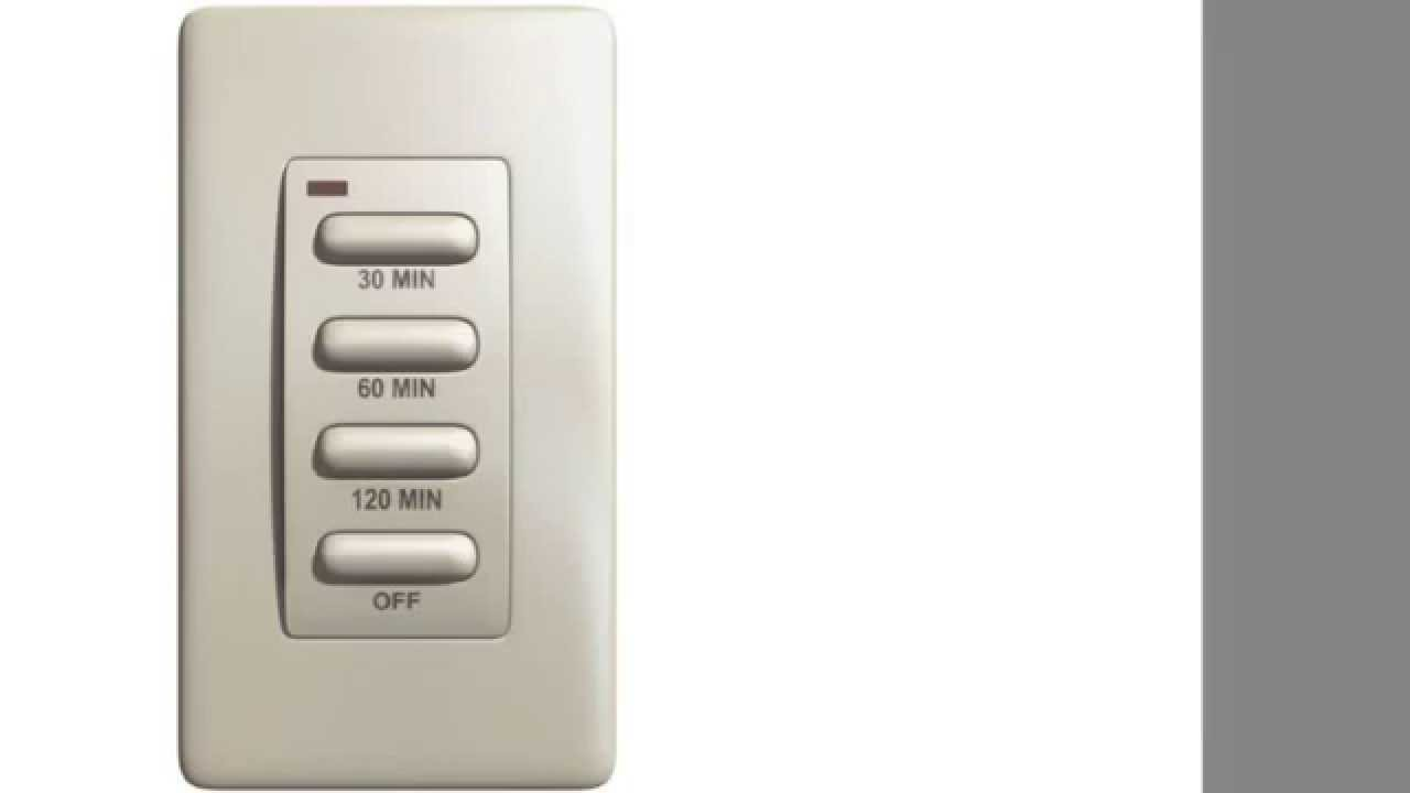 Skytech TM/R-2 Wireless Wall Mounted Timer Fireplace Remote ...