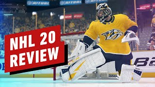 NHL 20 Review (Video Game Video Review)