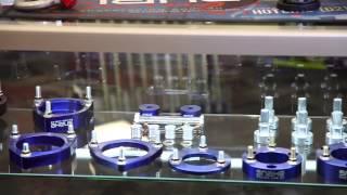 Coil Strut Spacers - Nissan D40, Isuzu Dmax, Hilux, BT50, Ranger - Snake Racing