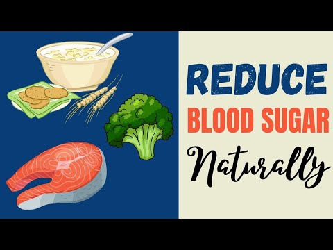 7 Foods that Naturally Helps to Reduce Blood Sugar | Healthy Living Tips