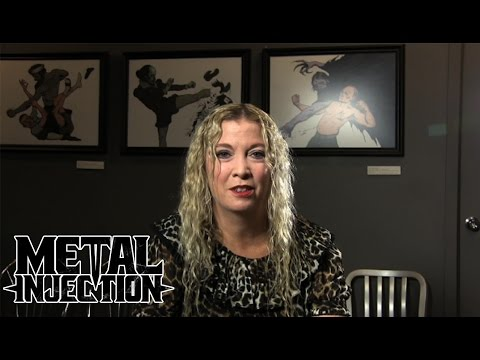 WHITE ZOMBIE's Sean Yseult NYC Solo Art Exhibit | Metal Injection